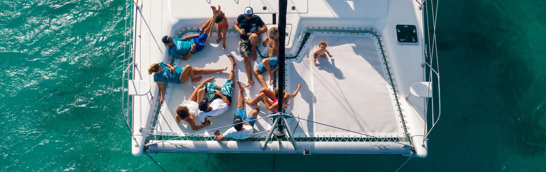 Catamarans vs. Mono Hulls