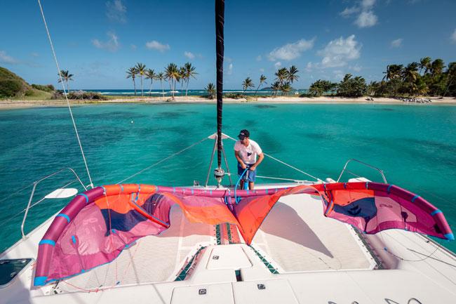Duotone kitesurf gear rental
