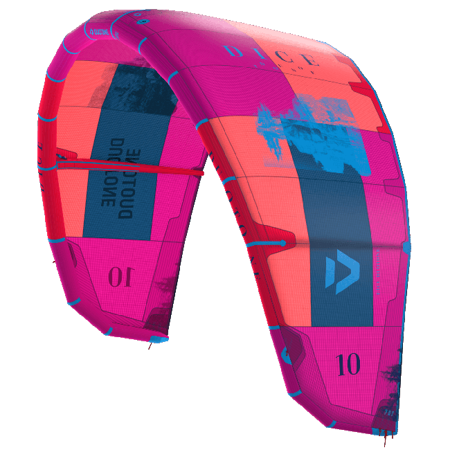 Kite Duotone Dice pink